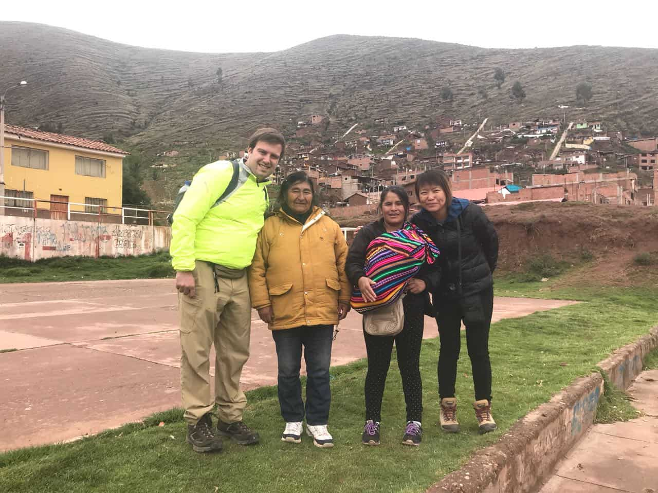 Tours near Cusco