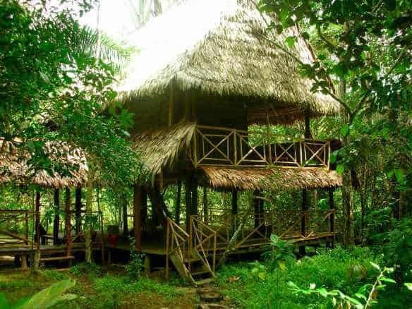 Iquitos eco-lodge