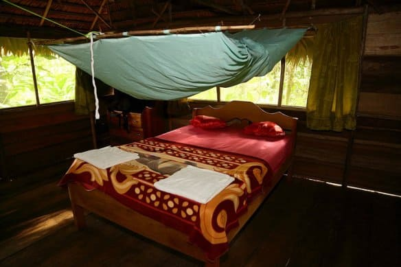 Ecolodge Iquitos private room