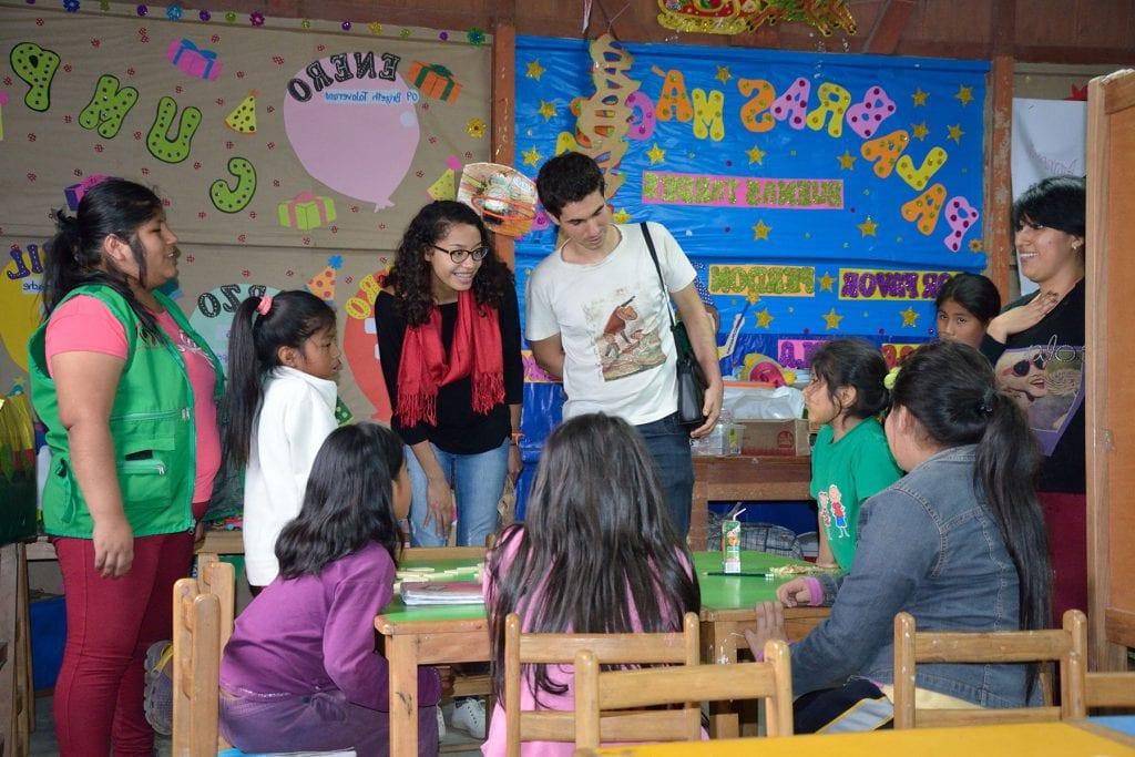 Social impact Lima tour