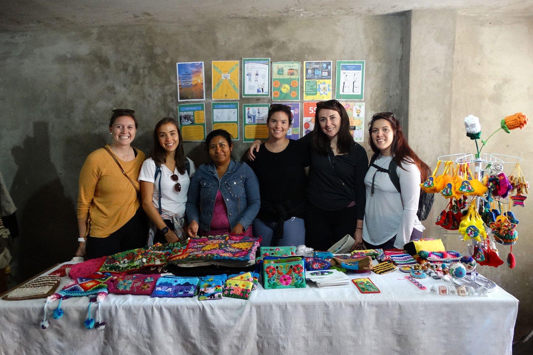Local Artisan Lima tour