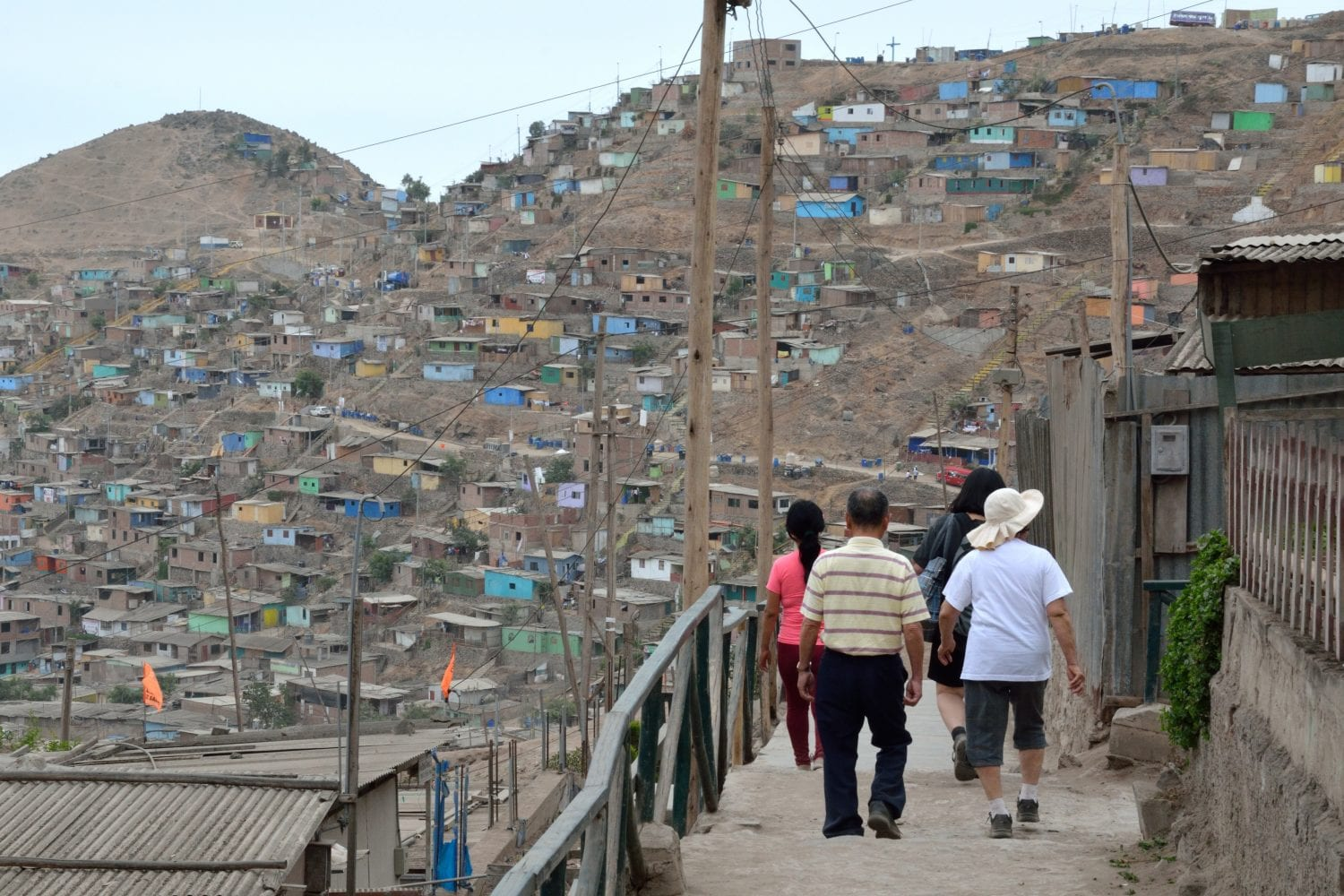 Local Communities of Lima tour