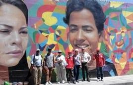 Street art in Callao