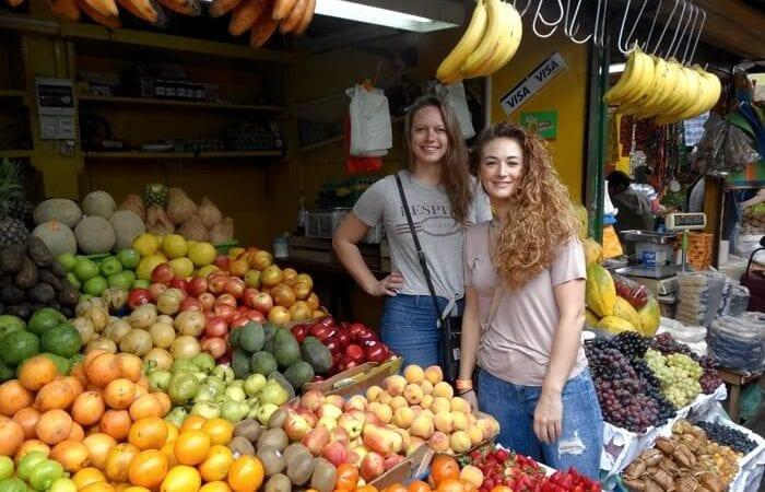 Local Market visit