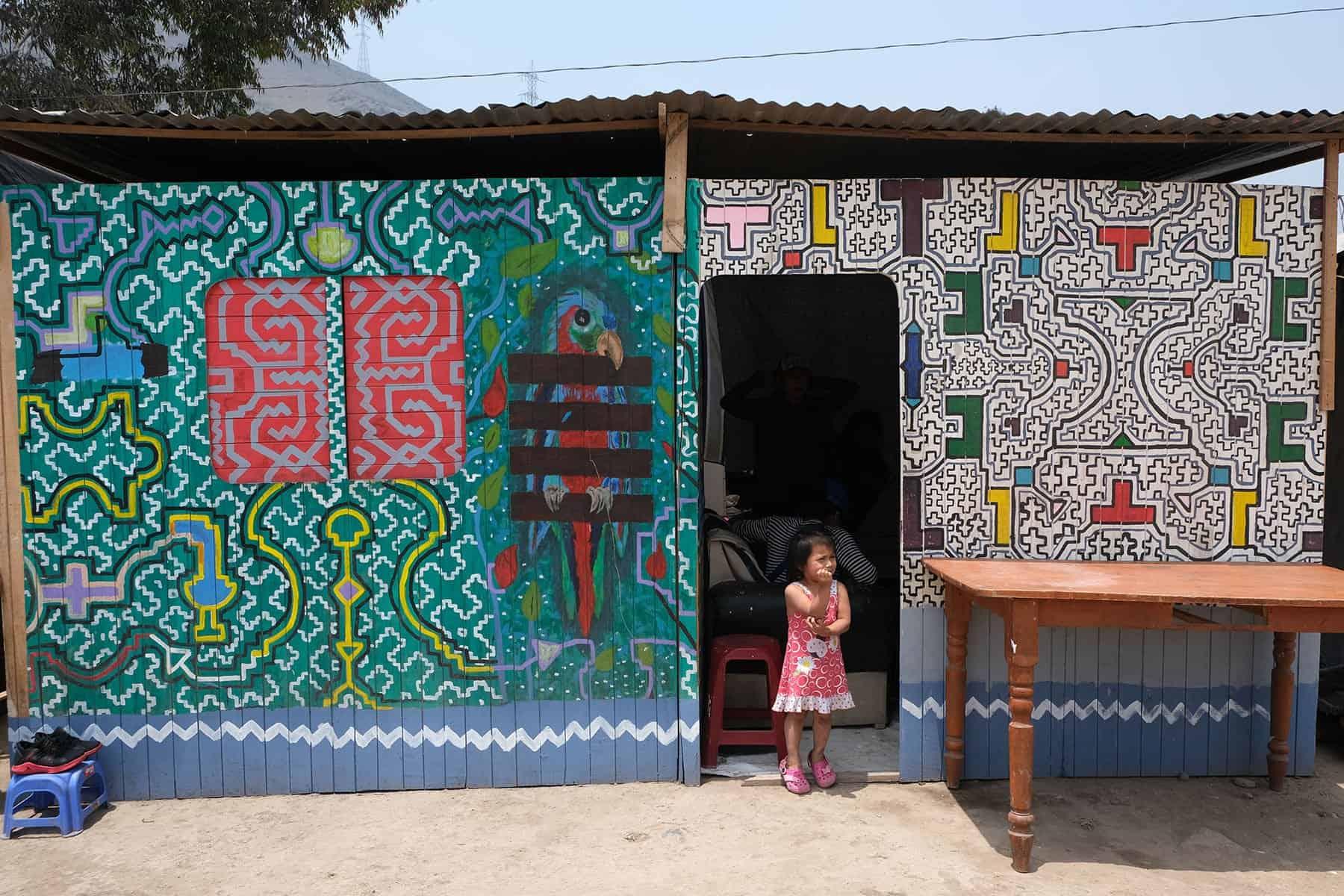 Amazon tour Lima