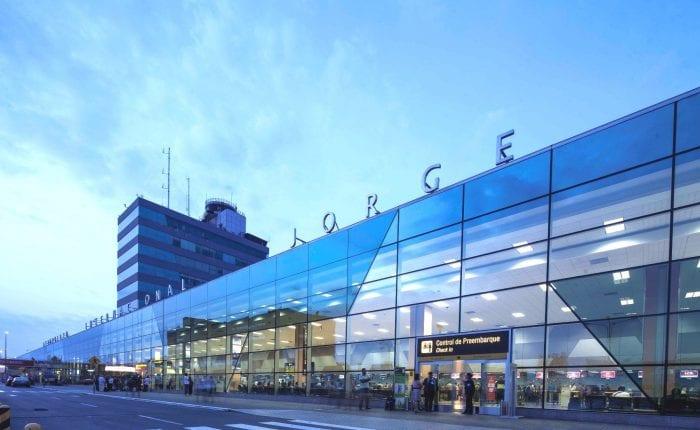 Jorge Chavez airport blog