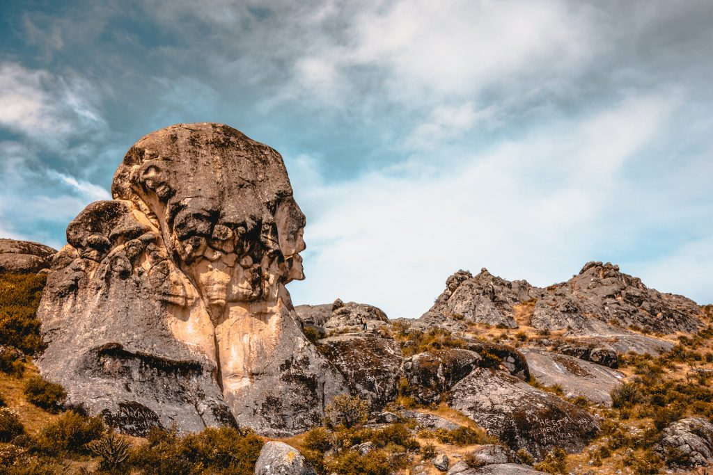 Gigantic rock formations of Marcahuasi on a daytrip from Lima