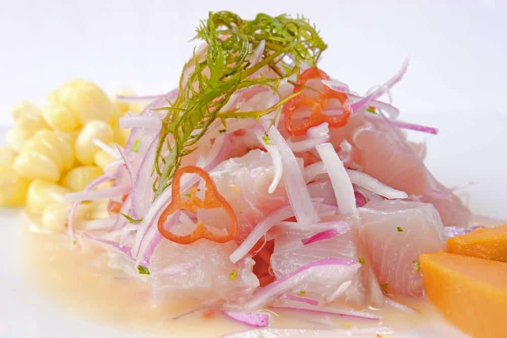 Is it safe to eat Ceviche? What is the national dish of Peru? Is it safe to eat street food in Peru?